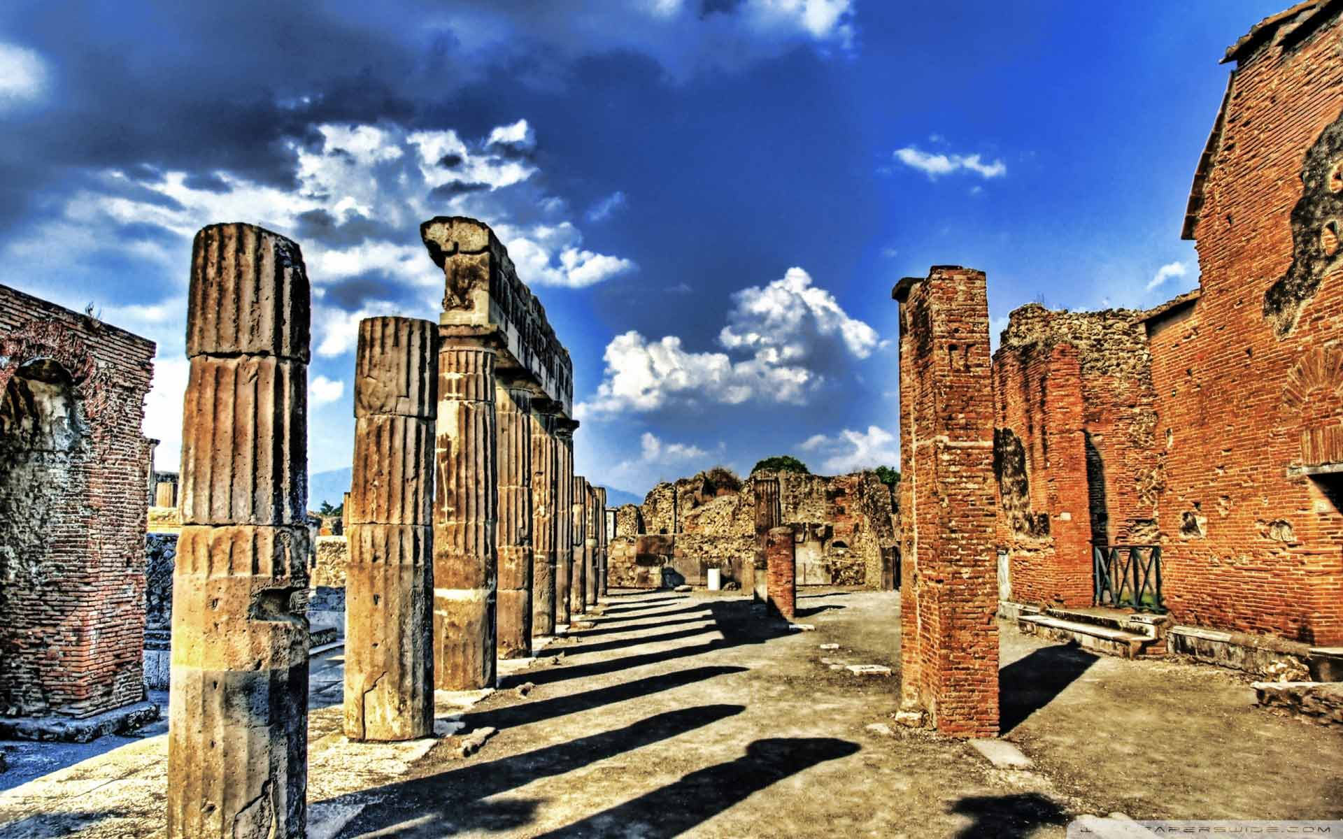pompei, scavi di pompei, citta d'arte